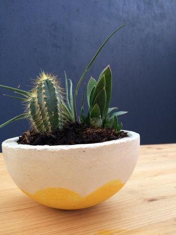 MIWITIPEE - Porte-plantes-MIWITIPEE-pot culbuto