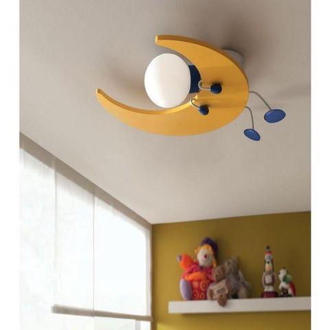 Philips - Applique Enfant-Philips-Eclairage chambre enfant Lunardo H14 cm