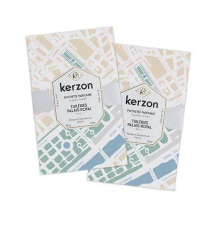 KERZON - Sachet parfumé-KERZON-TUILERIES PALAIS-ROYAL