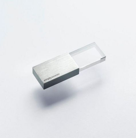 BEYOND OBJECT - Cle USB-BEYOND OBJECT---Empty Memory 8 & 16GB