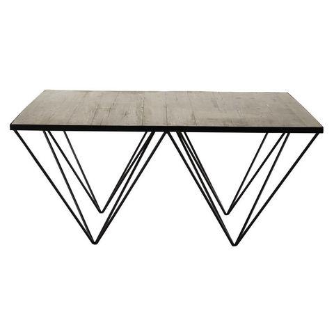 diamond table basse carr e maisons du monde. Black Bedroom Furniture Sets. Home Design Ideas
