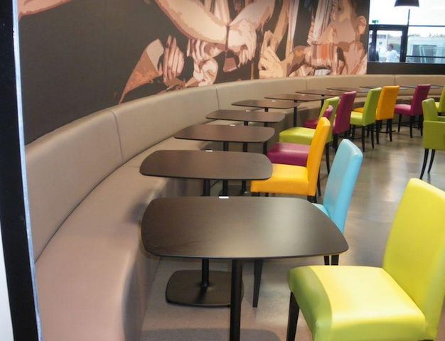 SKa France - Banquette de restaurant-SKa France