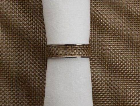 CHILEWICH - Rond de serviette-CHILEWICH