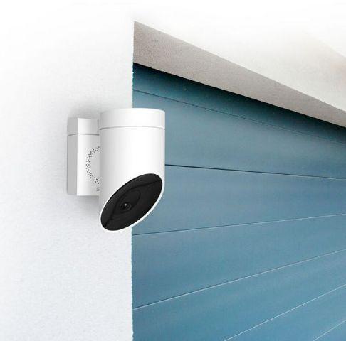 SOMFY - Camera de surveillance-SOMFY