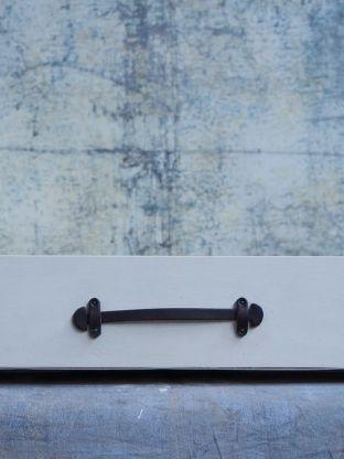 ASSEMBLAGE M - Poignée de meuble-ASSEMBLAGE M-en cuir--
