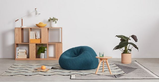 MADE - Pouf poire-MADE