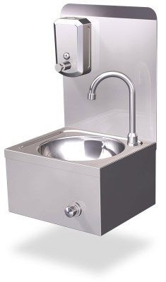 LIONINOX - Meuble lave-mains-LIONINOX