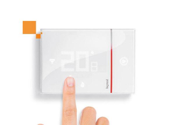 Legrand - Thermostat connecté-Legrand