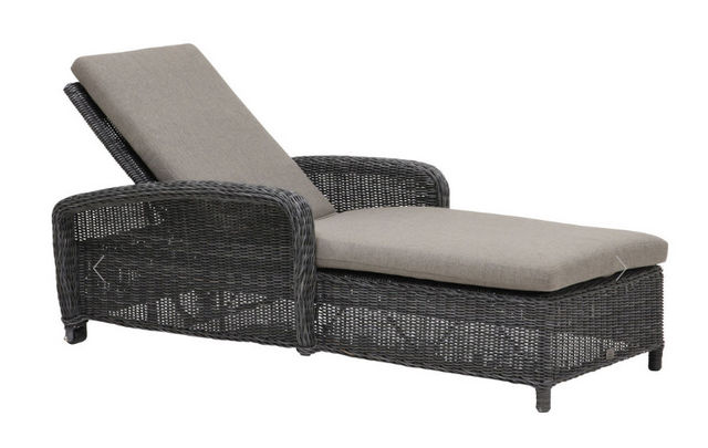 VIVENLA - Chaise longue de jardin-VIVENLA-Renatus