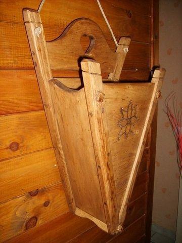 DECO CHALET MONTAGNE - Hotte de cheminée-DECO CHALET MONTAGNE-K 008