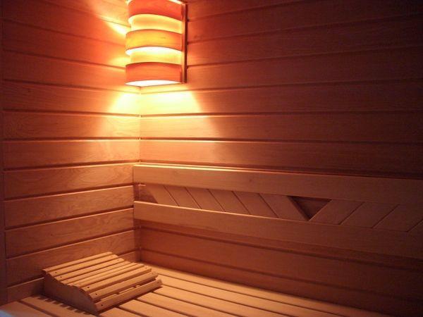 Sauna Tonic - Cabine de soins-Sauna Tonic-SAPIN OU HEMLOCK