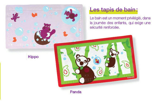 Babymoov - Tapis de bain enfant-Babymoov