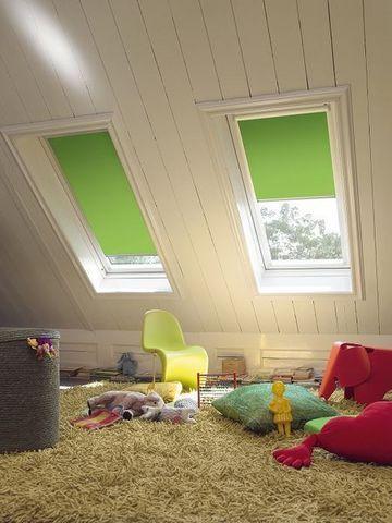 Art And Blind - Store fenêtre de toit (intérieur)-Art And Blind-Châssis de toit