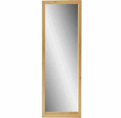 MEUBLES ZAGO - Miroir-MEUBLES ZAGO-Miroir 180x60 chêne Côme