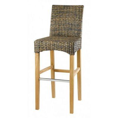 MEUBLES ZAGO - Chaise haute de bar-MEUBLES ZAGO-Chaise de bar loom Brasilia