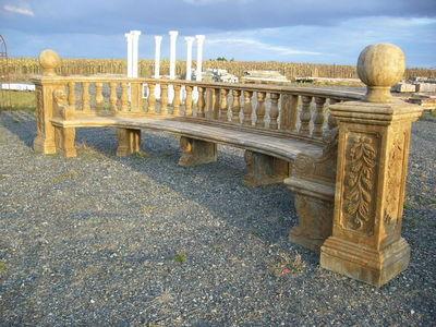 antiquites materiaux anciens deco de jardins - Banc de jardin-antiquites materiaux anciens deco de jardins