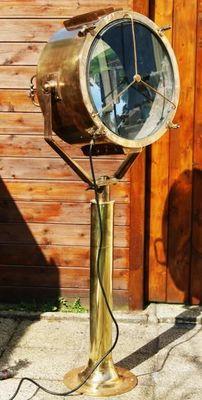 La Timonerie Antiquités marine - Projecteur d'extérieur-La Timonerie Antiquités marine
