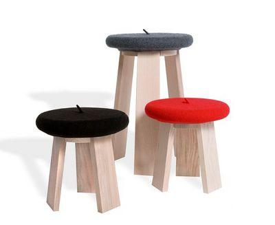 Design Pyrenees Editions - Tabouret-Design Pyrenees Editions-Tabéret