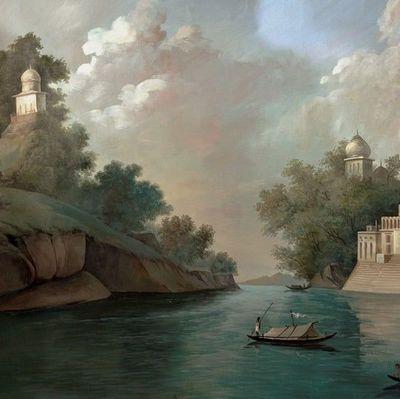 Ananbô - Papier peint panoramique-Ananbô-Shandapur