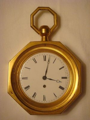 GALERIE DES VICTOIRES - Horloge � poser-GALERIE DES VICTOIRES