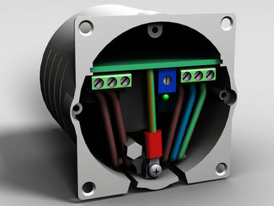 Wimove - Automatisme et motorisation pour volet-Wimove-Alimentation 220V/ 24VDC 100 W a encastrer pour vo