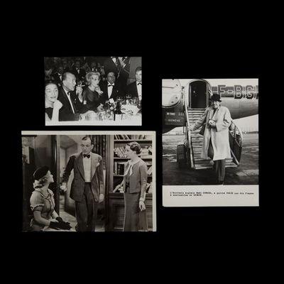 Expertissim - Photographie-Expertissim-COWARD Noël Sir (1899-1973). Trois photographies