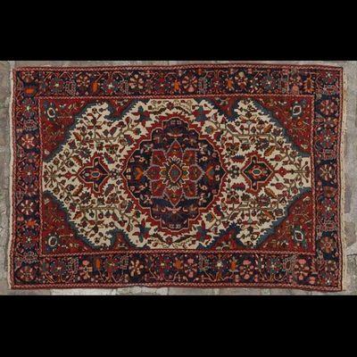Expertissim - Sarouk-Expertissim-Tapis Sarouk, Centre de la Perse