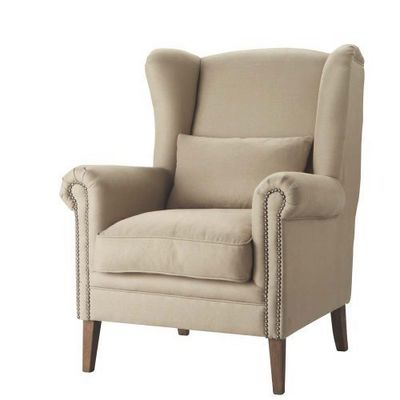 Maisons du monde - Fauteuil-Maisons du monde-Fauteuil Octave