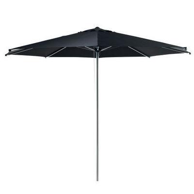Maisons du monde - Parasol-Maisons du monde-Parasol noir 350 cm Marbella