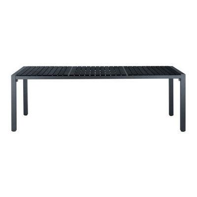 MAISONS DU MONDE - Table de repas rectangulaire-MAISONS DU MONDE-Table à diner L180cm Stromboli