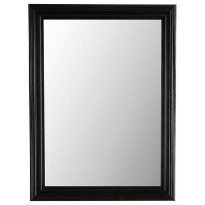 Maisons du monde - Miroir-Maisons du monde-Miroir Napoli noir 90x120