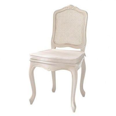 Maisons du monde - Chaise-Maisons du monde-Chaise ivoire Gustavia