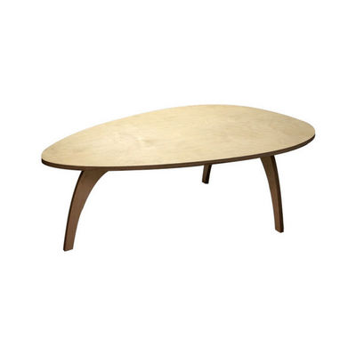 ESTAMPILLE 52 - Table basse forme originale-ESTAMPILLE 52-Table basse design Prudence