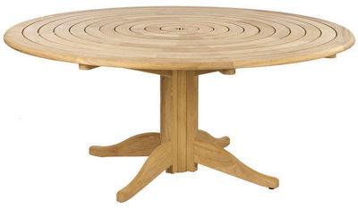 Alexander Rose - Table de jardin ronde-Alexander Rose-Roble