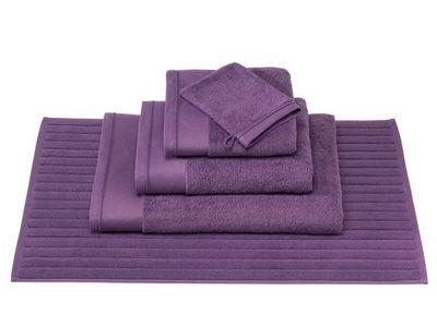 BLANC CERISE - Tapis de bain-BLANC CERISE-Drap de bain - coton peigné 600 g/m² - uni