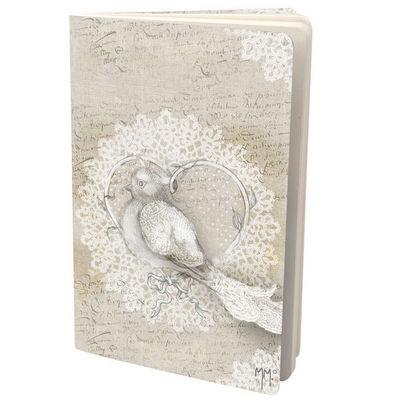 Mathilde M - Carnet-Mathilde M-Carnet 32 pages Amour d'oiseaux