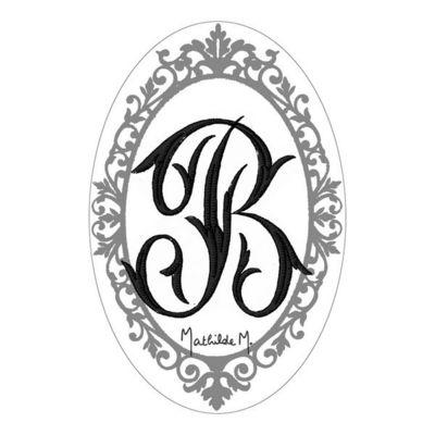 Mathilde M - Savon-Mathilde M-Savon Alphabet Monogramme B