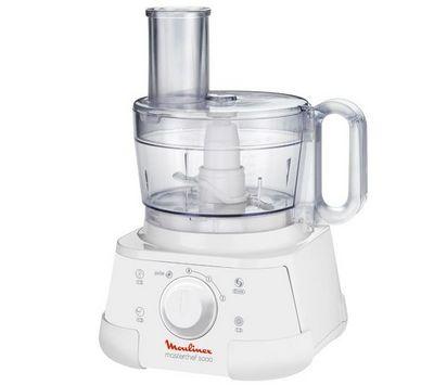 Moulinex - Robot ménager-Moulinex-Masterchef 5000 FP513110 - Robot multifonction