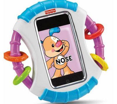 Fisher-Price - Hochet-Fisher-Price-Etui Apptivity Smartphone