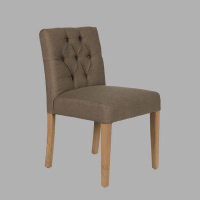BLANC D'IVOIRE - Chaise-BLANC D'IVOIRE-CLEMENCE Ombre