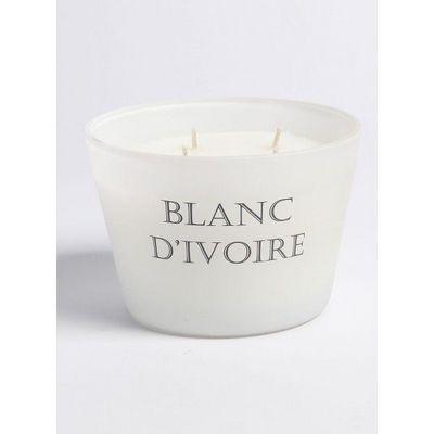 BLANC D'IVOIRE - Bougie parfum�e-BLANC D'IVOIRE-Passion d'Orient