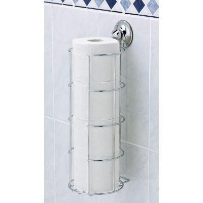 EVERLOC - R�serve � rouleaux-EVERLOC-Range papier toilette ventouse