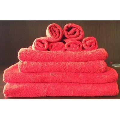 TODAY - Serviette de toilette-TODAY-Set serviettes de bain pomme d'amour