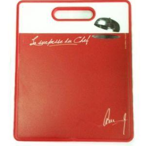 Cm - Planche � d�couper-Cm-Planche �d�couper message - Couleur - Rouge, Form