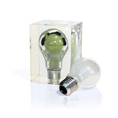 Suck Uk - Lampe à poser-Suck Uk-Brique lumineuse vert