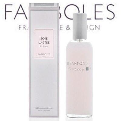 Fariboles - Parfum d'intérieur-Fariboles-Parfum d'ambiance - Soie Lactée - 100 ml - Faribo