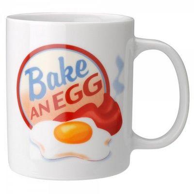 La Chaise Longue - Mug-La Chaise Longue-Mug bake an egg