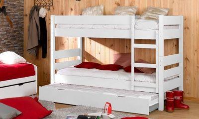 CDL Chambre-dressing-literie.com - Lits superposés-CDL Chambre-dressing-literie.com-Lits Adultes Superposés