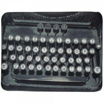 La Chaise Longue - Housse Ipad-La Chaise Longue-Etui iPad Machine à écrire