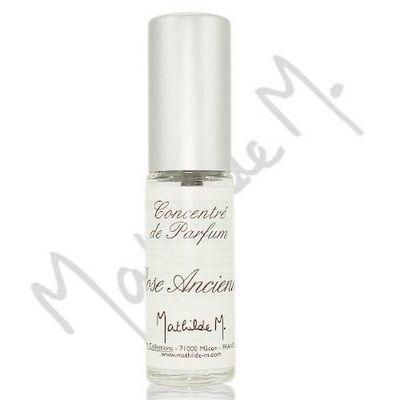 Mathilde M - Essences parfumées-Mathilde M-Concentré de parfum mini spray - Rose Ancienne - 5